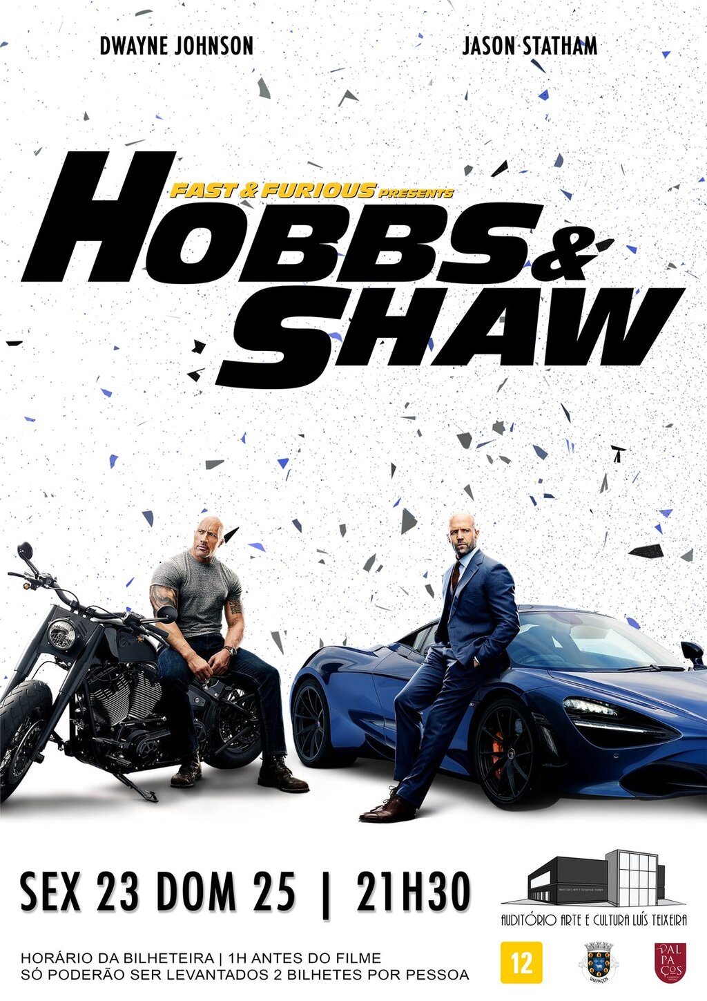 Cinema - Hobbs & Shaw